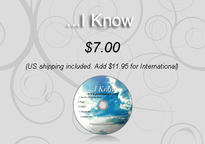 I Know Devotional CD