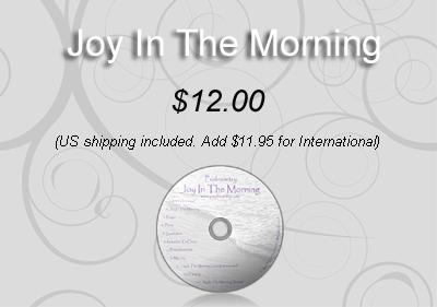 Joy In The Morning (Devotional CD)