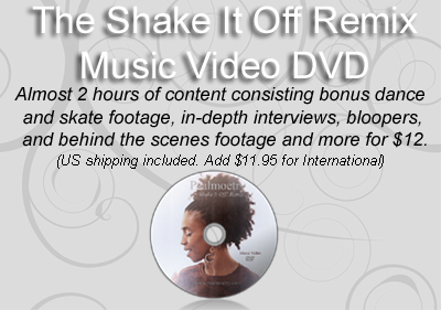 Shake It Off Remix Music Video DVD